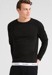 Calvin Klein Underwear - Camiseta de pijama - black - 0