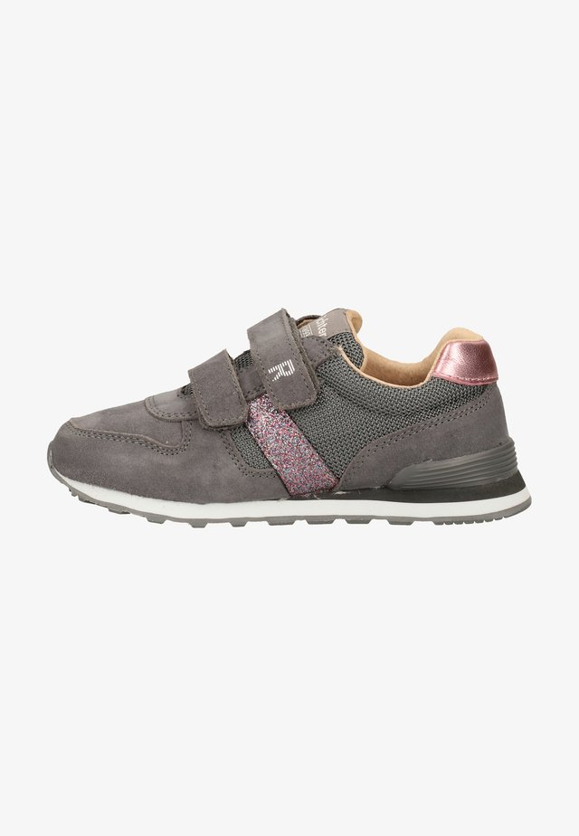 Sneakers laag - ash/eggplant/candy