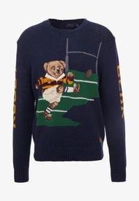 Polo Ralph Lauren - BLEND BEAR - Pullover - navy - 4