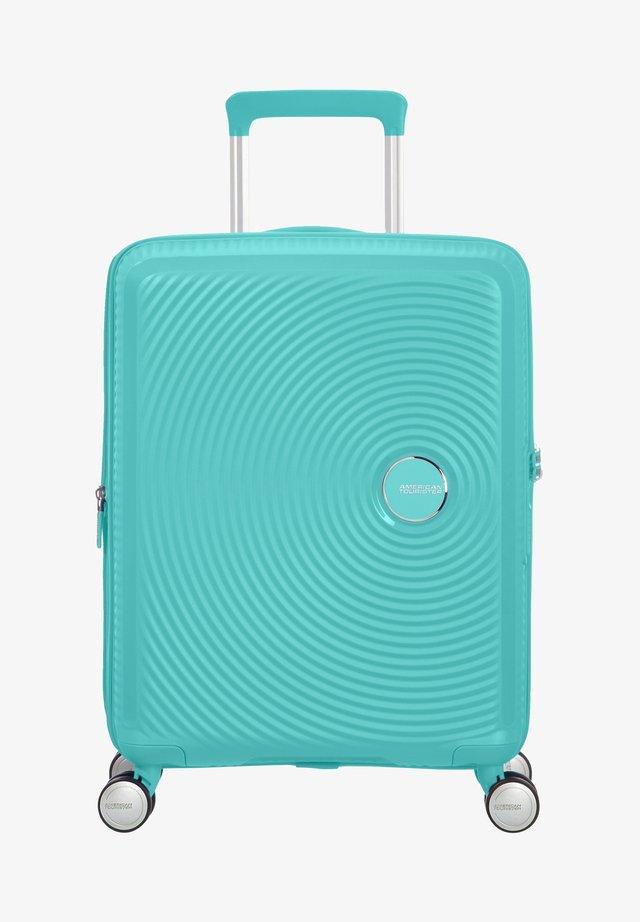 SOUNDBOX - Wheeled suitcase - poolside blue