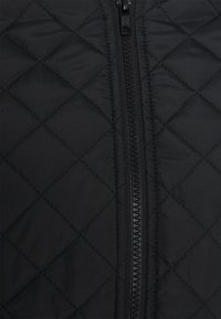 Missguided Plus - DIAMOND QUILTED BOMBER - Bomber Jacket - black - 2