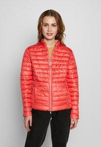 Barbara Lebek - Light jacket - paisley coral - 4