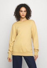 WAWWA - WAWWA UNISEX  - Sweatshirt - sand - 3