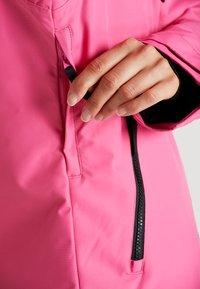 Wearcolour - CAKE JACKET - Snowboardjakke - post it pink - 5