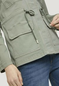 TOM TAILOR - Summer jacket - prairie grass green - 3