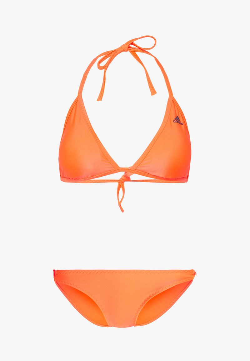 Restricciones Retencion Etna  adidas Performance SOL BIK SET - Bikini - apsord/rot - Zalando.de