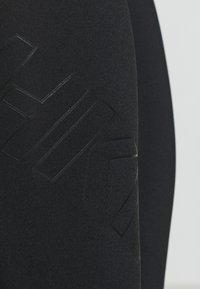 Hunkemöller - LEGGING BRANDED - Legging - black - 4