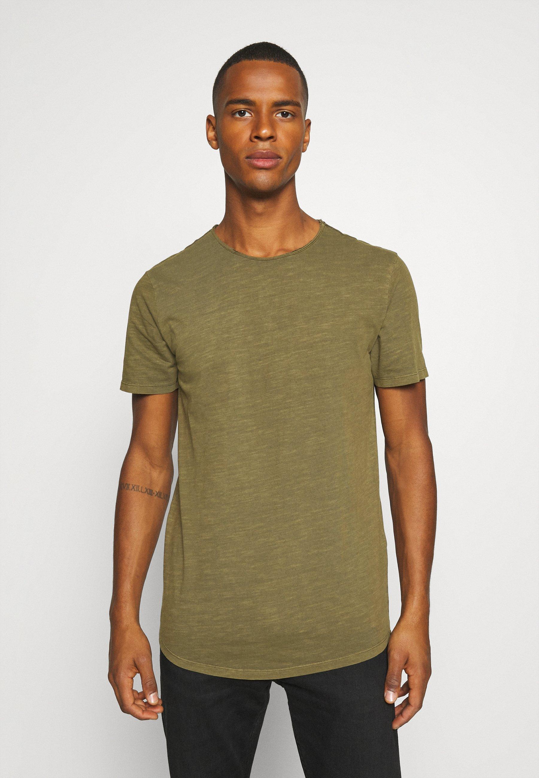 Men JJEASHER TEE O-NECK NOOS - Basic T-shirt
