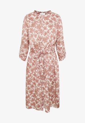 HELLEN DRESS - Sukienka koszulowa - eggnog