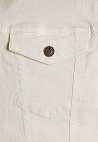Nerve - CASH JACKET - Veste en jean - off-white - 2