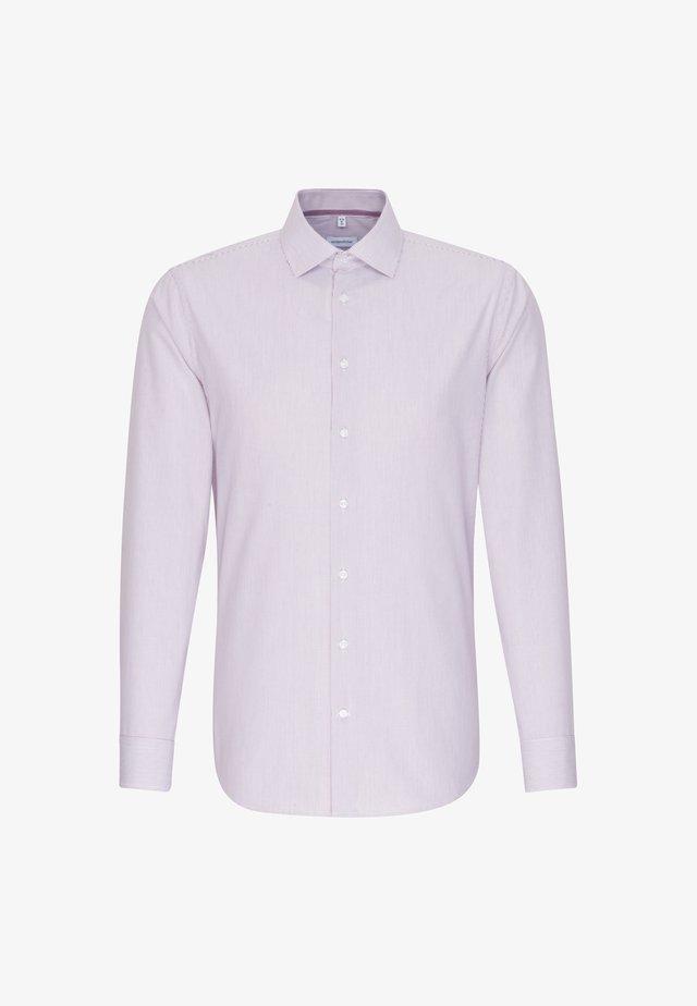 SLIM - Koszula - rosa