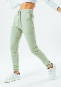 Hype - Tracksuit bottoms - olive - 3