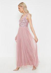 BEAUUT - KERRY EMBELLISHED  - Festklänning - pink - 1