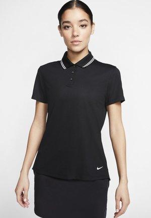 DRY VICTORY - Sportshirt - black/white