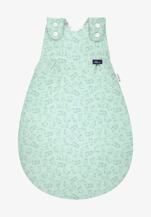 Babyslaapzak - eggshell blue