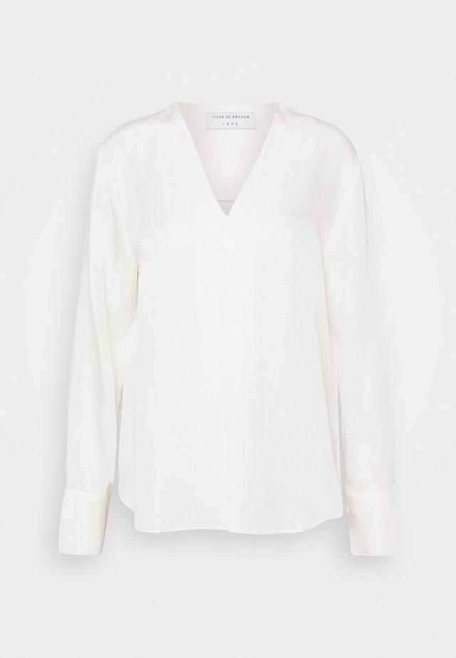 KASIA - Blouse - pure white