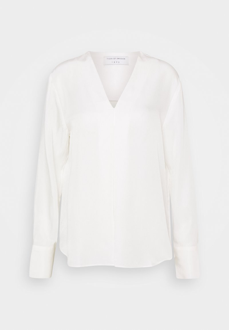 Tiger of Sweden - KASIA - Blouse - pure white