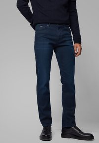 BOSS - MAINE - Straight leg jeans - dark blue - 0