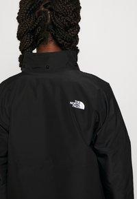 The North Face - W ARQUE ACTIVE TRAIL FUTURELIGHT JACKET - Hardshell jacket - black - 7