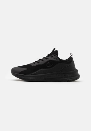 LOW CUT SHOE BELATRICS - Obuwie treningowe - black