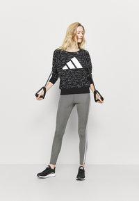 adidas Performance - WIN CREW - Bluza - black - 1