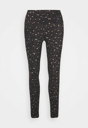 LUNA LEGGING  - Leggings - black/dark grey