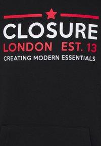 CLOSURE London - TRACKSUIT SET - Tepláková souprava - black - 5