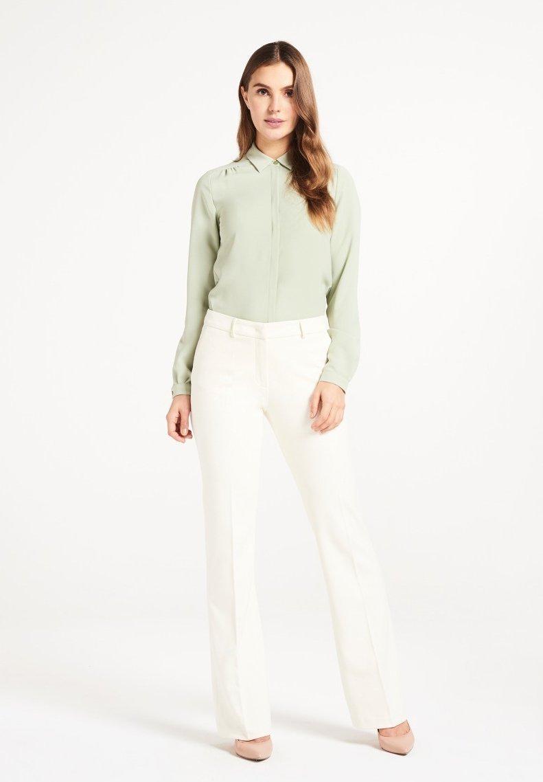 CVRD - KIARA  - Trousers - white
