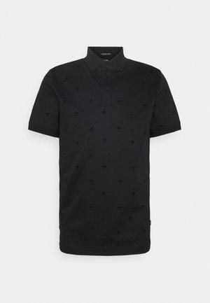 PASCAL - Polo shirt - black