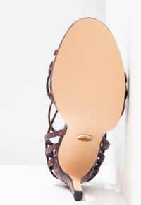 Buffalo - FIRA - High heeled sandals - black - 6