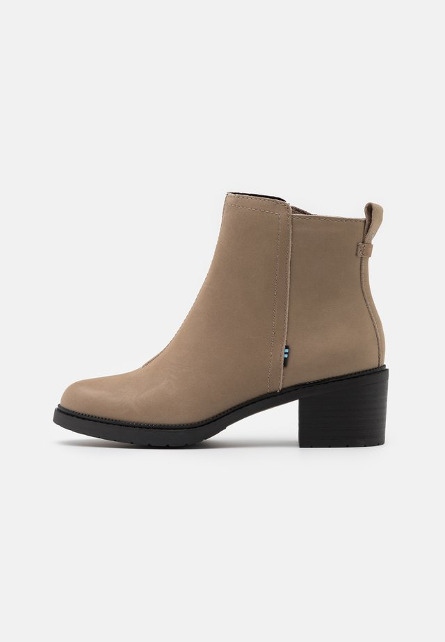 MARINA - Classic ankle boots - taupe