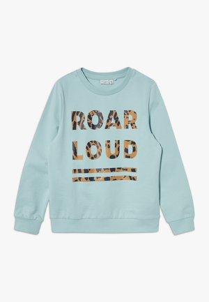 NKMVILDAR  - Sweater - sterling blue