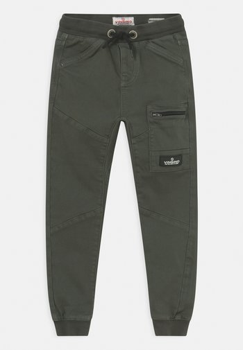 CHARLES - Cargohose - imperial green