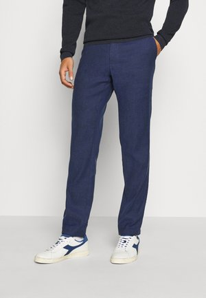 FLEX PANT - Trousers - blue