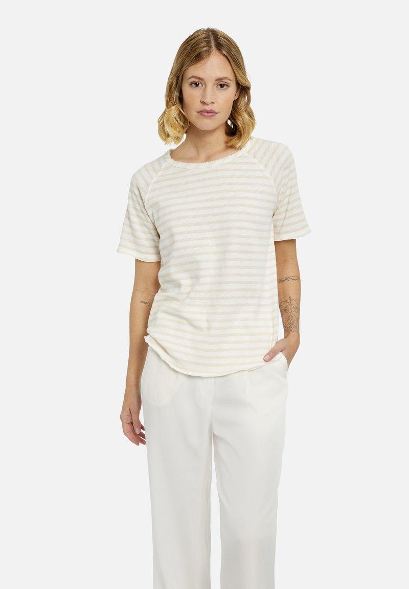 Smith&Soul - Print T-shirt - sand print