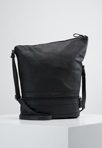 Tamaris - SMIRNE HOBO - Across body bag - black - 0