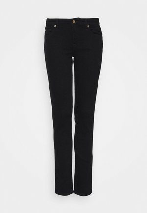 LISHA - Slim fit jeans - black