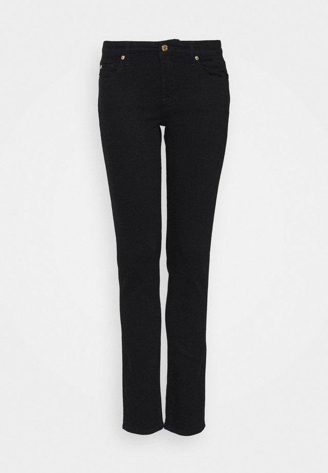 LISHA - Pantaloni - black