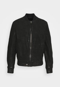 Tigha - FUDO - Leather jacket - black - 0