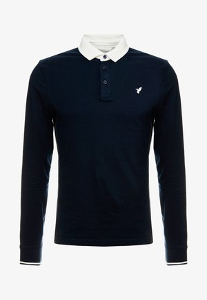 MUSCLE FIT - Polo - dark blue