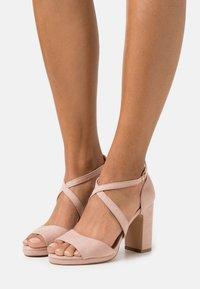 Anna Field - Platform sandals - rose/gold - 0