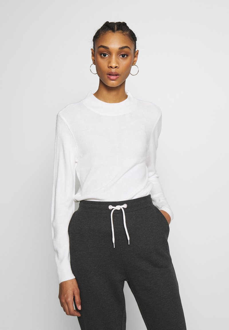ONLY - ONLROSE  - Jersey de punto - white
