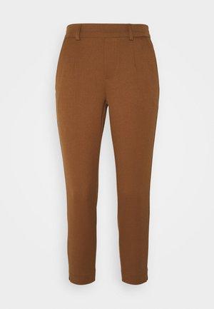 OBJLISA SLIM PANT - Trousers - partridge