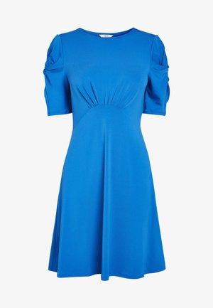 Jersey dress - blue-grey