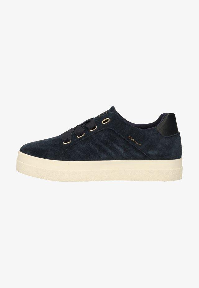 Sneakers laag - marine g