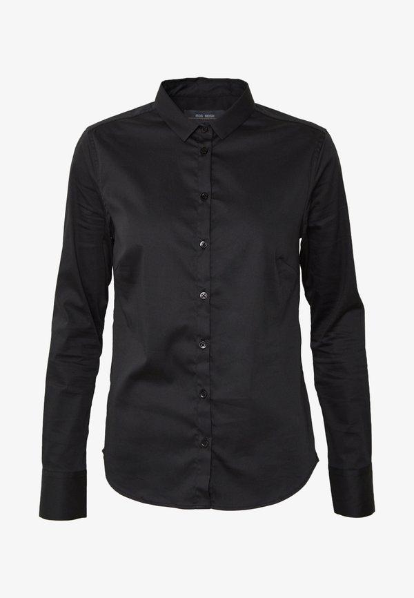 Mos Mosh TILDA - Koszula - black/czarny BPFX