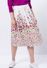 zero - A-line skirt - offwhite - 0