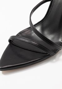 RAID - ROSIE - High heeled sandals - black - 2