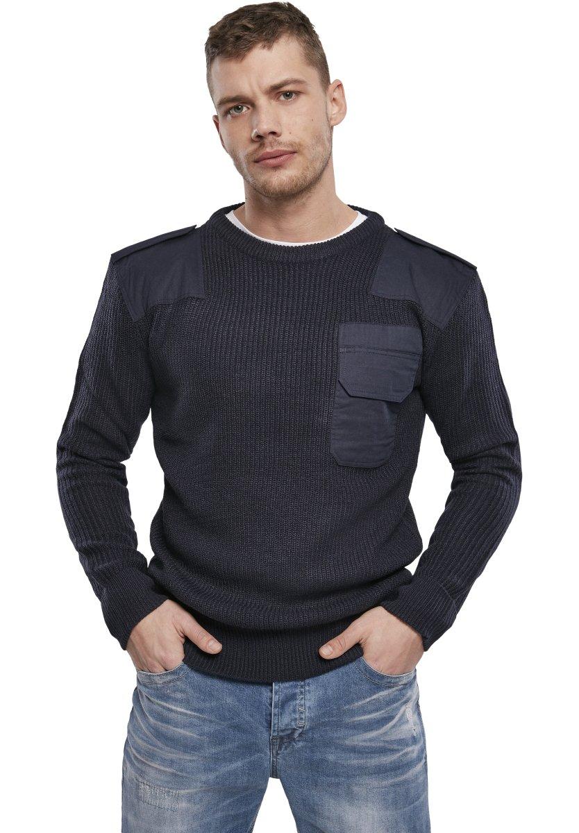 Homme HERREN BW PULLOVER - Pullover