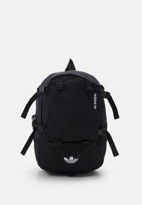 adidas Originals - BACKPACK UNISEX - Rucksack - black/white - 0
